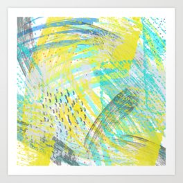 Abstract 181 Art Print