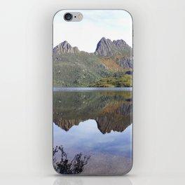 Lake and mountain iPhone Skin