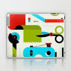 Sewing Kit Laptop & iPad Skin