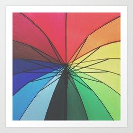 Any colour you'd like Art Print