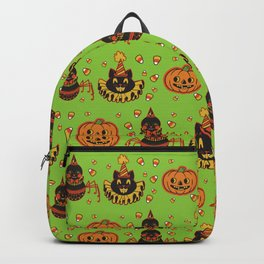 Spooky Halloween Backpack