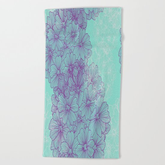 Cotton Dreams Beach Towel