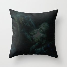 The Shape of Water Screenplay Print Throw Pillow