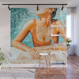 Mi Bebida Por Favor #painting #summer Wall Mural
