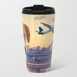Bree in New York Travel Mug