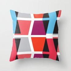 undaunted Throw Pillow