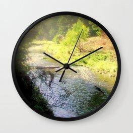 Otway Ranges Wall Clock