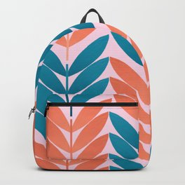 Abstraction_FLORAL Backpack
