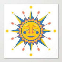 Summer's Joy Canvas Print