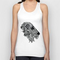 marley Tank Tops featuring Fourrester meets marley by Fourrester4