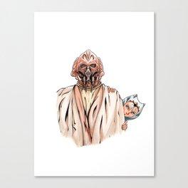 Plo&Ahsoka Canvas Print