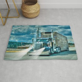 The Cattle Truck Rug