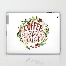 Coffee, my BFF Laptop & iPad Skin
