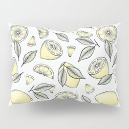 Lemon Tree Pillow Sham