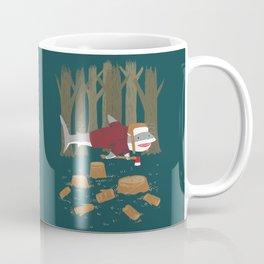 LumberJack Shark Coffee Mug