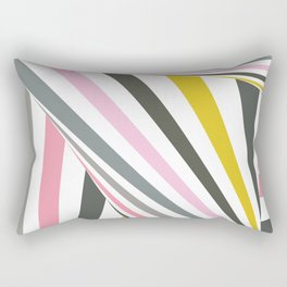 TwiangleQuatro Rectangular Pillow
