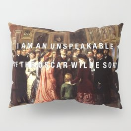 unspeakable Pillow Sham