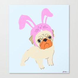 Wabbit Canvas Print