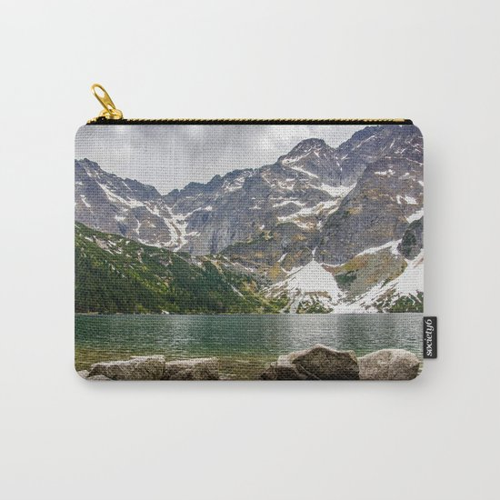 Morskie Oko Carry-All Pouch
