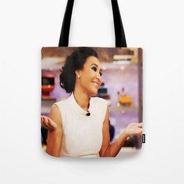 Naya Rivera Tote Bag