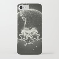 sagan iPhone & iPod Cases featuring Mr. Stardust by Dr. Lukas Brezak
