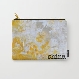 Sunlight Dancing Carry-All Pouch