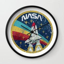 Nasa Vintage Wall Clock
