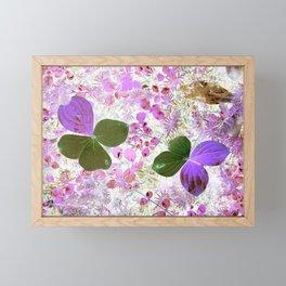 Unidentified inverted fauna Framed Mini Art Print