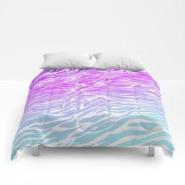 Zebra Fade Comforters
