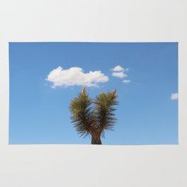 Lonely Joshua Tree Rug