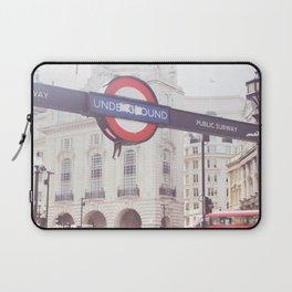 The Underground  Laptop Sleeve