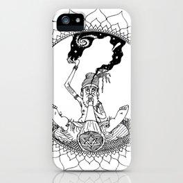 Baba Boomer iPhone Case