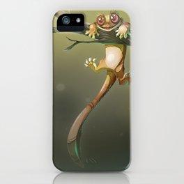 Gecko Correlophus Ciliatus iPhone Case