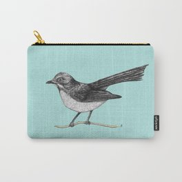 Willy Wagtail Carry-All Pouch