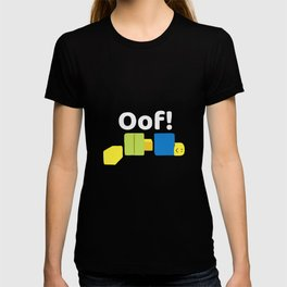 Roblox Oof! Gaming Noob T-shirt