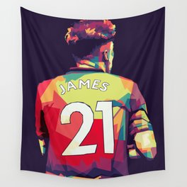 Daniel James Manchester Wall Tapestry