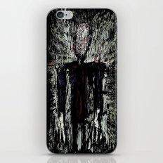 Slenderman iPhone & iPod Skin