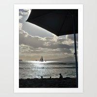 Heavens of Hawaii Art Print