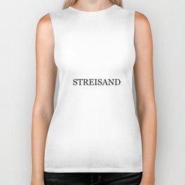 Streisand Biker Tank