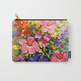 A bouquet of meadow flowers Carry-All Pouch