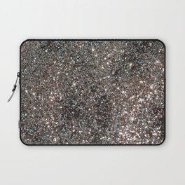 Silver Glitter #1 #decor #art #society6 Laptop Sleeve