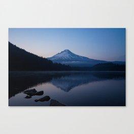 Trillium Lake | Oregon | Travel Photography | Landscape Photography |  Canvas Print