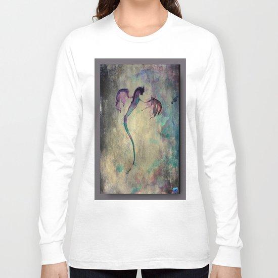 The Magic Dragon  Long Sleeve T-shirt