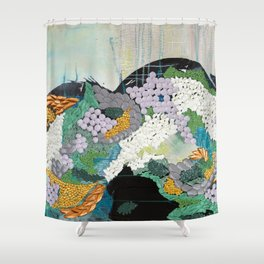 About The Future Shower Curtain