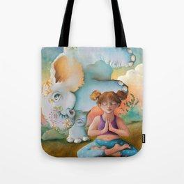 Z imagination Faith & Spirit Tote Bag