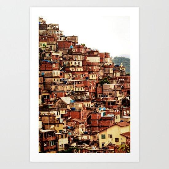Cantagalo Art Print