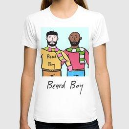 Beard Boy: James & Mike T-shirt