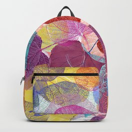 Leaf Mosaic 41 Backpack