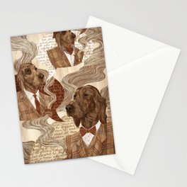 Repitition Stationery Cards