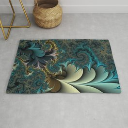 Birds of a Feather Fractal Rug
